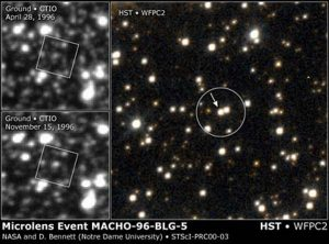 black-hole-microlens