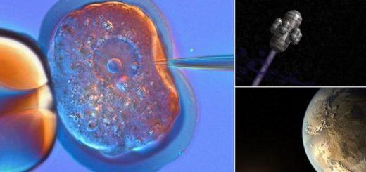 ارسال ژنوم انسان به سیارات بیگانه !