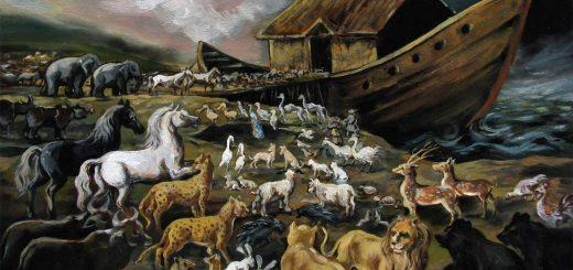 لوح بابلی جزئیات تازهای از نحوه ساخت کشتی نوح (ع) ارائه داد.