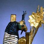 باستانشناسان معتقدند شاهکار های هنری سومری از جیرفت آورده شده اند.