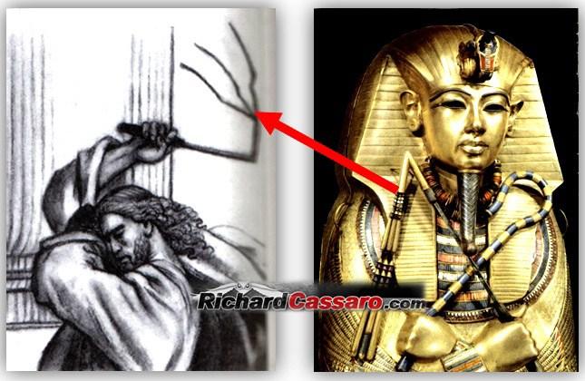 اوزیریس, اولین مسیح: آیا عیسی مسیح دومین پیامبر مصر بود؟