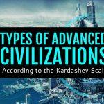 طبقهبندی تمدنهای پیشرفته در گسترۀ کائنات – مقیاس کارداشف