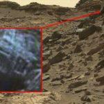 کشف جسم مصنوعی دست ساز روی مریخ