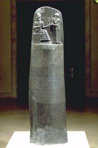 SteleOfHammurabi