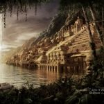 آگارتا، تمدن درون زمین