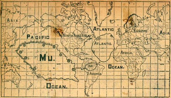 قاره مو (لموریا)