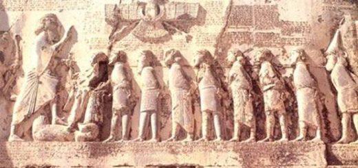 فضا نوردان باستانی در ایران