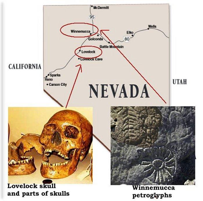 رازهای عظیم صحرای نوادا که هرگز توضیح داده نشدند
