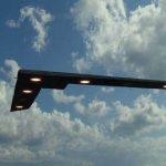 حادثه نورهای فینیکس : یوفو بومرنگ شکل در مرکز شهر