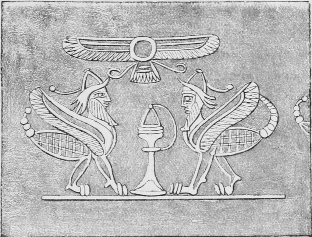 موجودات دو رگه در کتاب مکاشفه