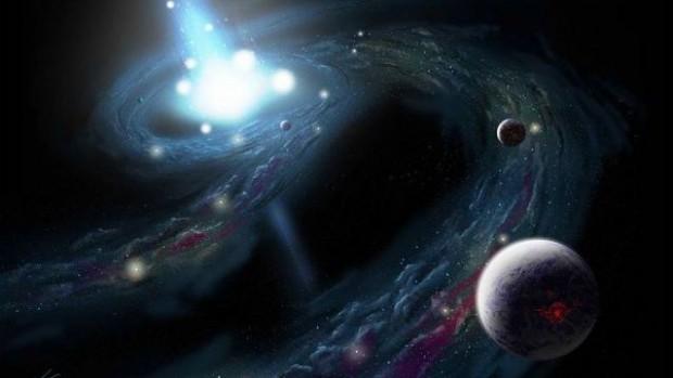 تئوری عجیب و غریب علمی