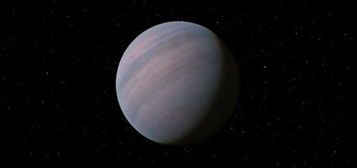 سیاره اسرار آمیز و قابل سکونت