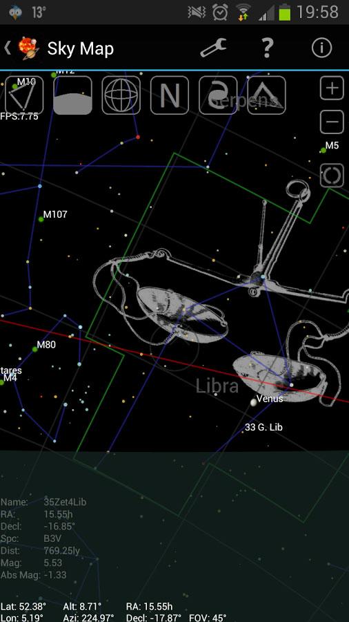 نرم افزار نجومی