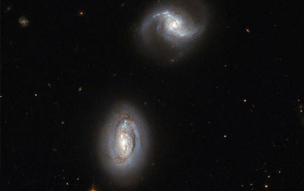 کهکشانهای دوقلو