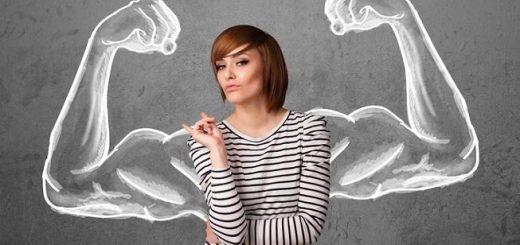 یک زن قوی باشید البته از راه درستش !