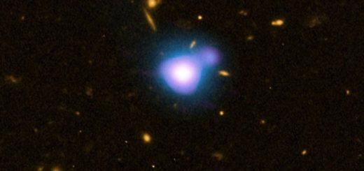 ثبت تصوير دورترین انفجار پرتو ایکس از یک سیاهچاله