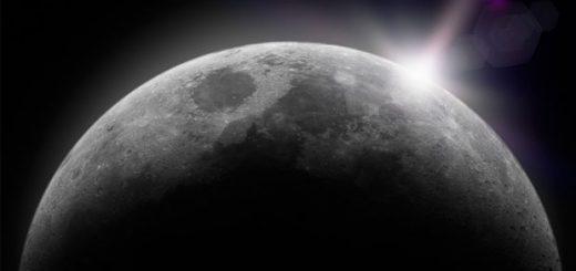 جاذبه ماه