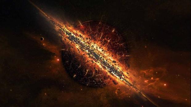 نابودی جهان