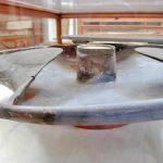 دیسک سه گوشه ی مرموز معبد سابو