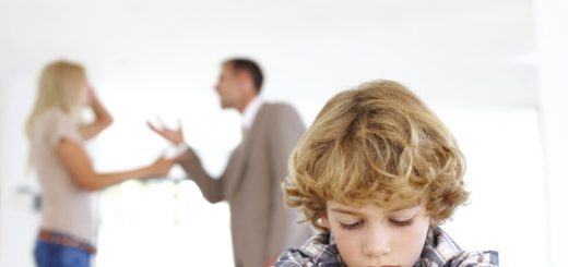 چگونه با کودک خود درمورد طلاق صحبت کنیم