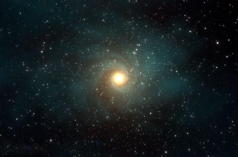 کهکشان بسیار تاریک