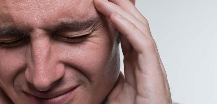 سردرد ضرباندار