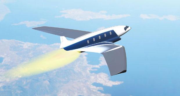 هواپیمای مافوقصوت بمباردیر