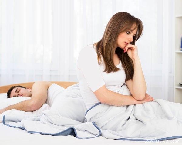 رفتاری که موجب کاهش تمایلات جنسی میشود؟