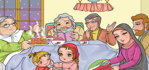 دلایل موثر خانواده های خوشبخت