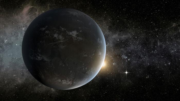 سیاره ای شبیه به زمین
