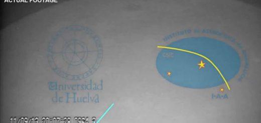برخورد شهاب سنگی عظیم با سطح ماه