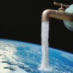 توليد آب در کره ماه