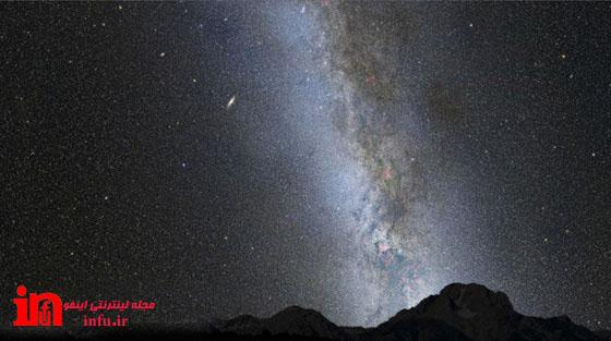 آسمان شب در 4 میلیارد سال بعد