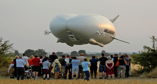 درازترین هواپیمای جهان