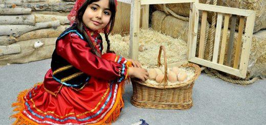 یک مادر سنتی- مدرن، چگونه است