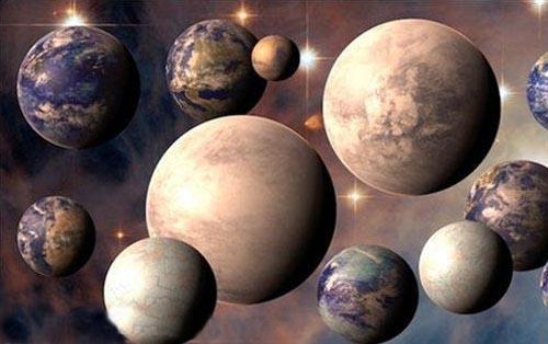 اولین زمین بیگانه