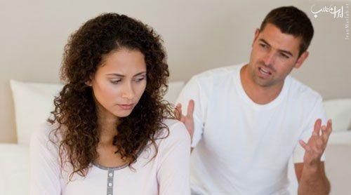 تابلو خطرهای زناشویی