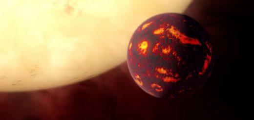 سیاره ابر زمین ۵۵ Cancri