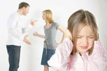 با جای خالی پدر یا مادر بعد از طلاق چه کنیم؟