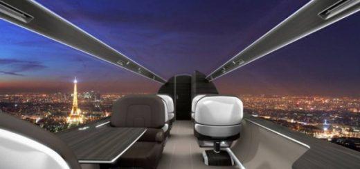 هواپیمای بدون سقف