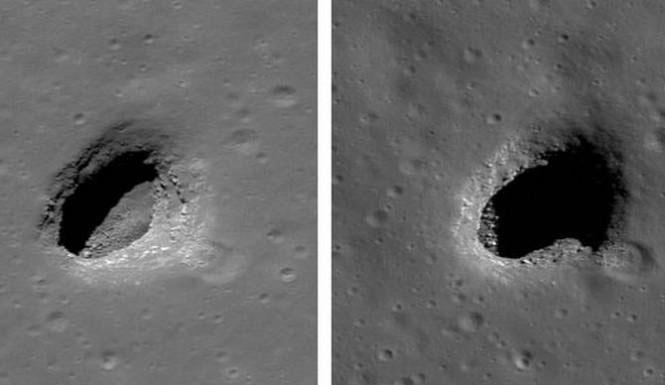 اقامت فضانوردان در ماه