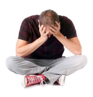 درمان زود انزالی مردان