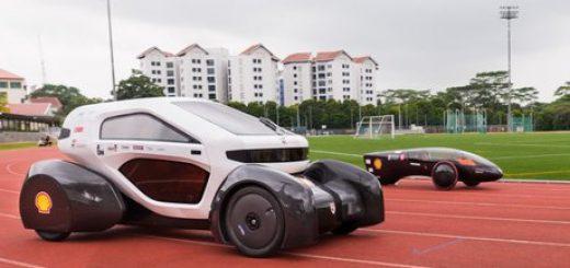 خودروی الکتریکی چاپ سهبعدی