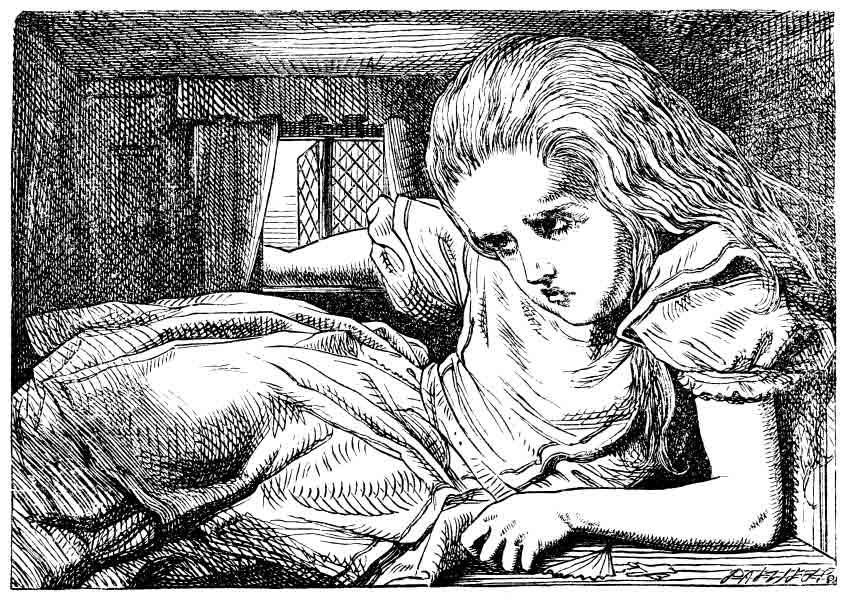 سندرم آلیس در سرزمین عجایب