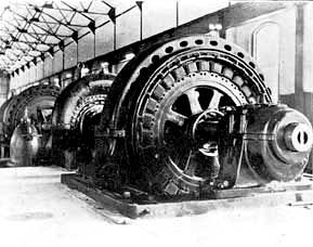 تاریخچه صنعت برق ایران