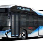 اتوبوس های هیدروژنی