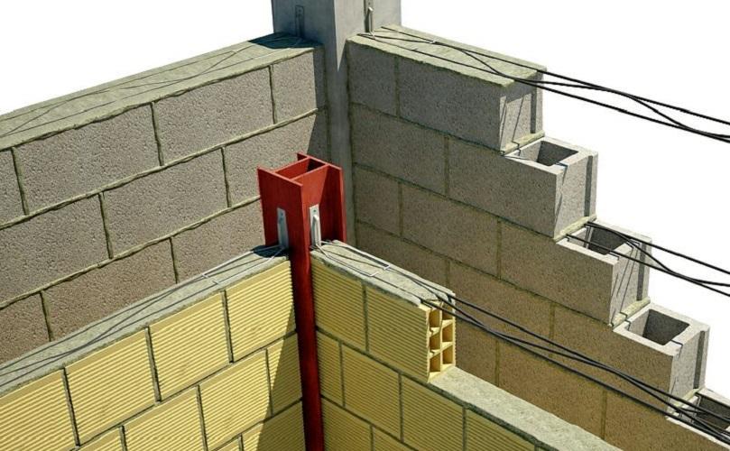طراحی میانقاب غیر سازهای
