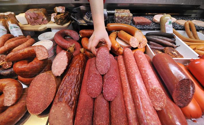 گوشت فرآوریشده