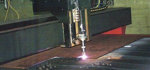 ماشینکاری با قوس پلاسما