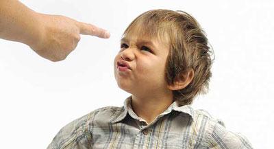 رفتار پرخاشگرانه در کودکان